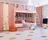 Детская спальня Радуга