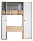 Стол с системой хранения Микс 12.93