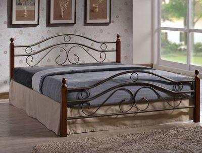 Кровать кованая AF 803
