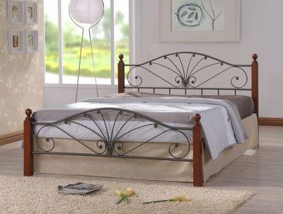 Кровать кованая Mara