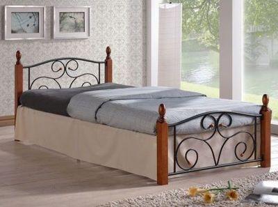 Кровать кованая AF 213 SB