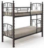 Двухъярусная кровать Жучек