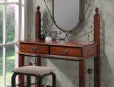 Стол туалетный с зеркалом DT-777