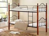 Кровать кованая двухъярусная АТ 9128