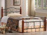 Кровать кованая АТ 9181