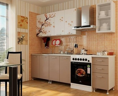 Кухня Сакура 2 метра (Дисави)