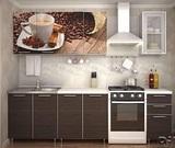 Кухня Кофе венге 2 м (Риикм)