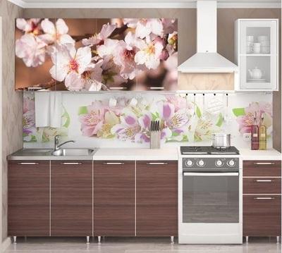 Кухня Цветы/шимо (РИИКМ)
