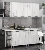 Кухня Bon Appetit Дуб винтаж 2 м