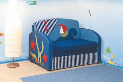 Детский диван Мася 9 (Кораблик)