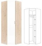 Шкаф для одежды Веста 13.131Н