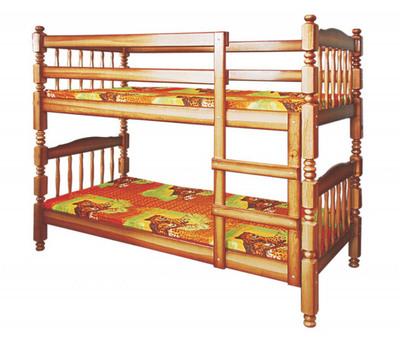 Двухъярусная кровать Людмила Люкс 1