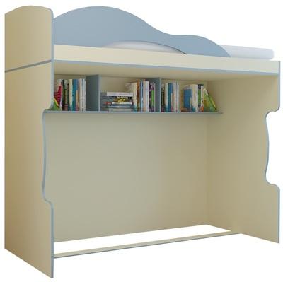 Кровать-чердак Радуга (2 этаж)