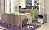 Кровать Арсения 706 с матрасом