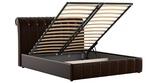 Кровать Августа 160 с подъемным механизмом