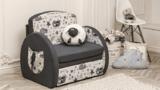 Детский диван Мася 8 (Барашек)