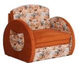 Детский диван Мася 8 (Ракушки)