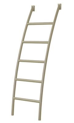 Лестница металл Радуга