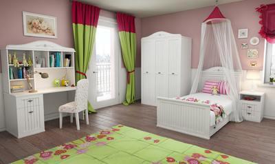 Детская спальня Николь