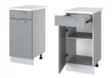 Леко нижний стол с 1 ящиком Н-41 (40 см)