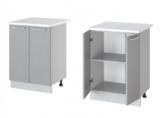 Леко нижний стол с дверцами Н-60 (60 см)