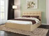 Мягкая кровать 1400 (с ортопедом) Сильвия