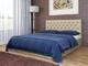 Мягкая кровать 1800 (с ортопедом) Болеро-1