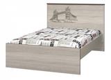 Кровать Хэппи 1200 с настилом