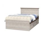 Кровать 1200 с настилом Калипсо