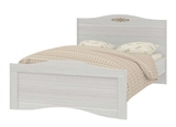 Кровать 1200 с настилом Вентура