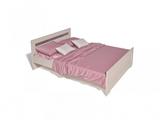 Кровать Соната 1600 (без ортопеда)