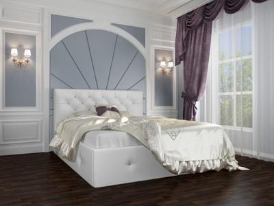 Мягкая кровать 1600 (с ортопедом) Болеро