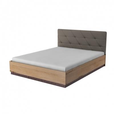 Кровать 1600 с настилом Бруно
