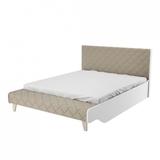 Кровать 1600 с настилом Ларго