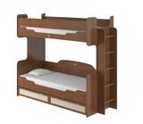 Кровать Соната двухъярусная 800 с настилом