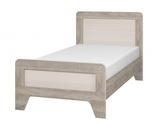 Кровать 900 с настилом Тайм