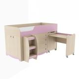 Кровать комбинированная Pink