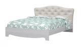Кровать Вентура 1600 с мягкой спинкой (без ортопеда)