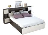 Кровать Бася с прикроватным блоком