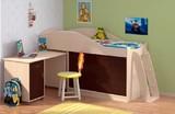 Кровать-чедак Дюймовочка 3 со столом