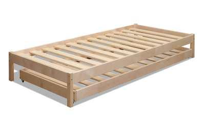 Кровать Березка 6 с выдвижным спальным местом