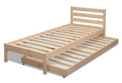 Кровать Березка 7 с выдвижным спальным местом