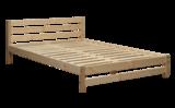 Деревянная кровать Березка 10