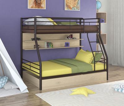 Двухъярусная кровать Гранада 2 ПЯ