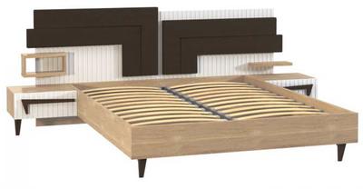 Кровать Интеро с тумбочками