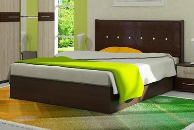 Кровать Луиза с ортопедическим основанием