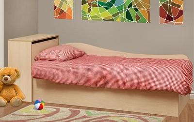 Детская кровать Тони 11 с подъемным механизмом