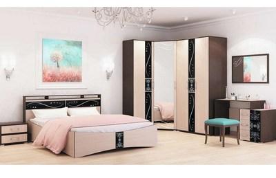 Спальня Вега 16-5-3-17-91