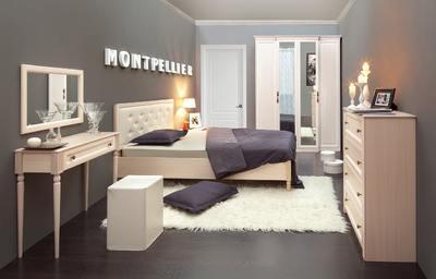 Спальня Montpellier (Монпелье)
