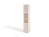 Шкаф-пенал для книг Соната